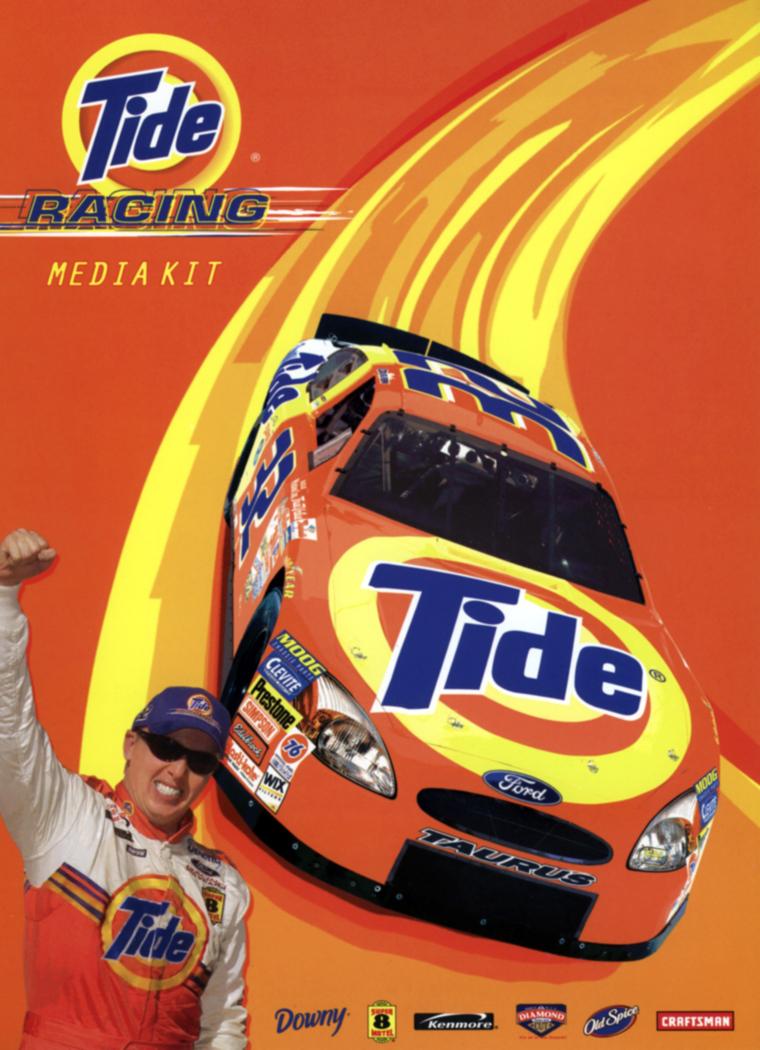 Tide Racing Ad