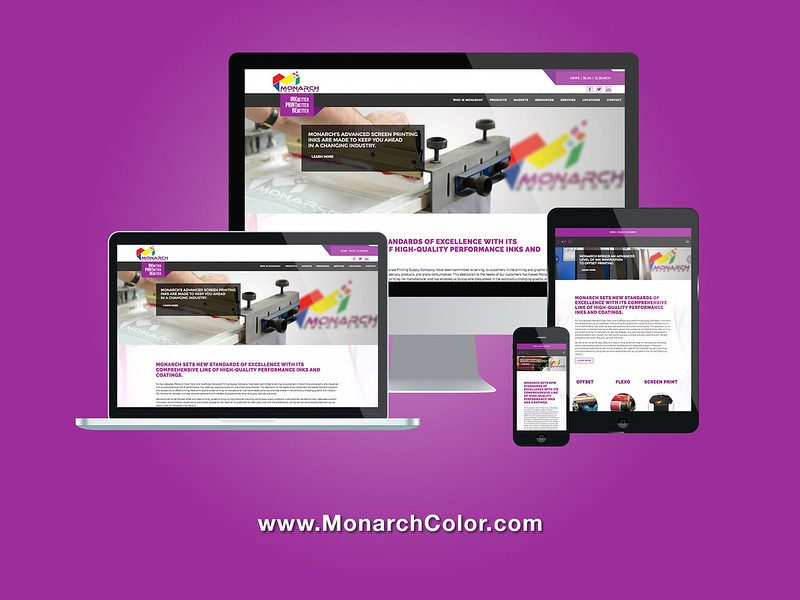 monarch-responsive-web