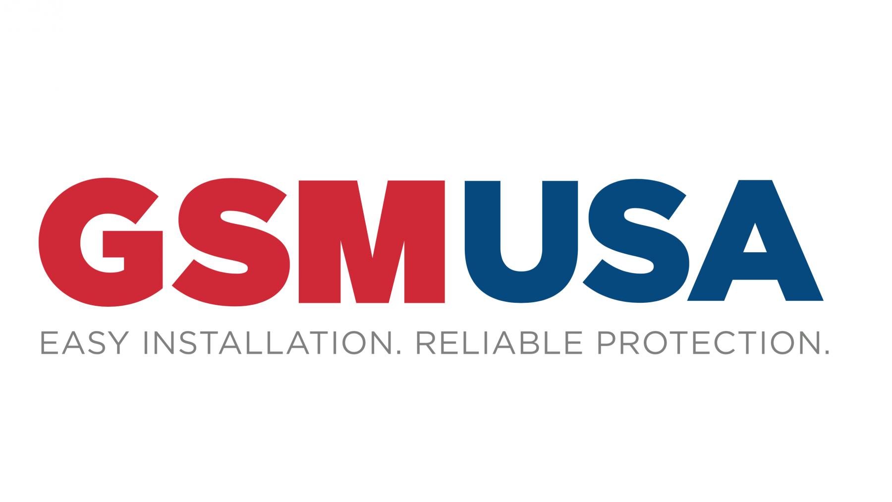 GSM Logo Design