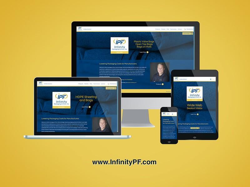 infinity-responsive-web