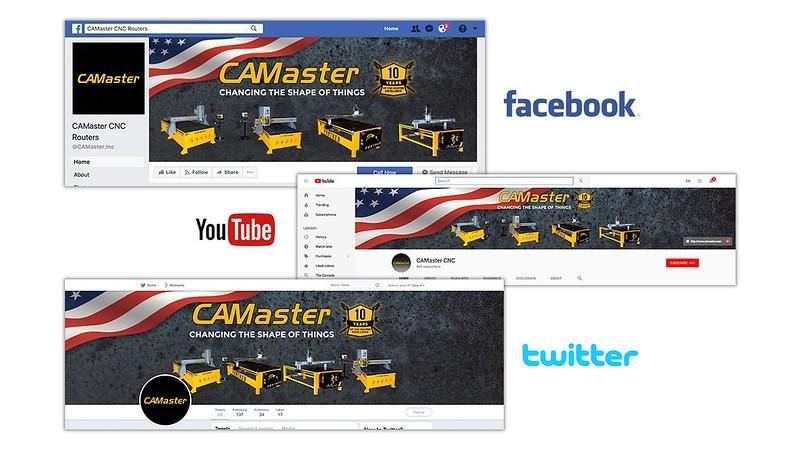 camaster-social-media-branding