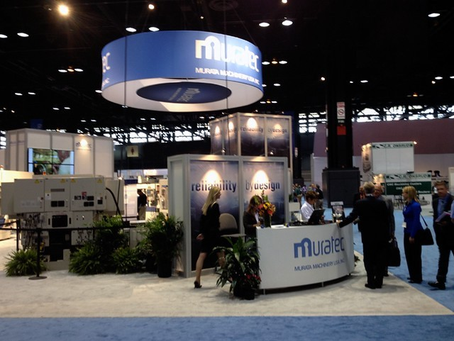 muratec-tradeshow-booth