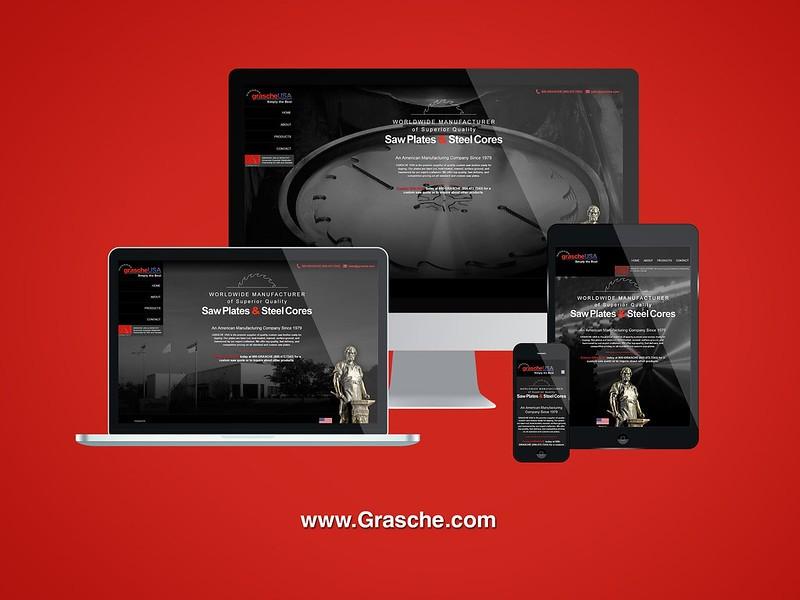 grasche-responsive-web