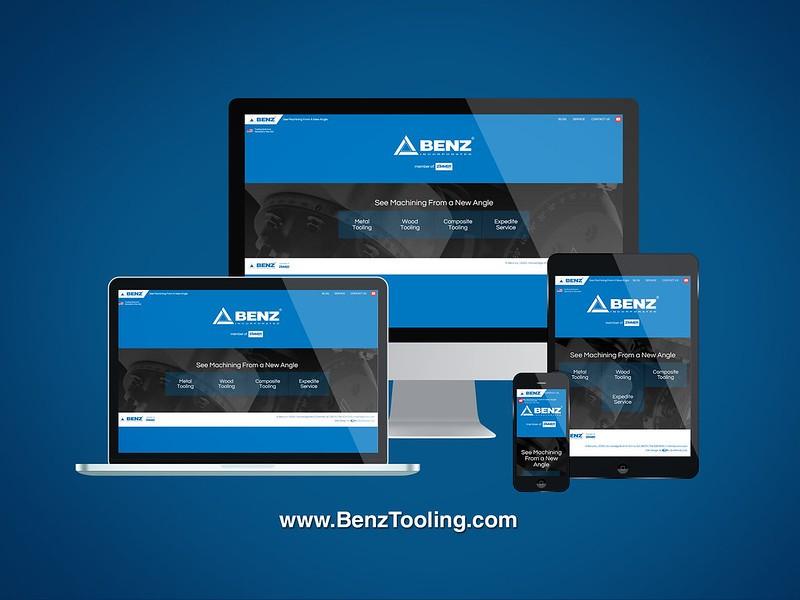 benz-responsive-web